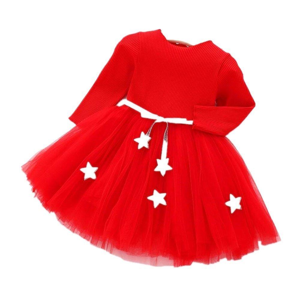 89e9849391b Acheter De Noël Nouvelle Dentelle Bébé Fille Robe 1 2 3 4 Ans Bébé Filles  Robes D anniversaire Robe Robe De Fête D anniversaire Robe De Princesse  Pour ...