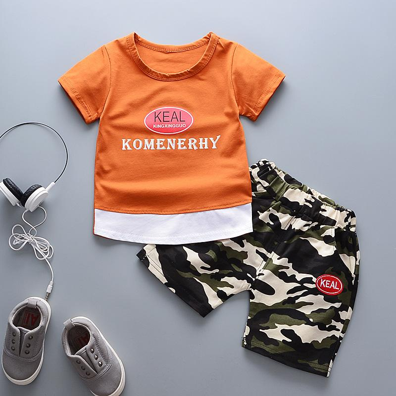 4d7eaa9f0dd72 2019 Good Quality 2019 Baby Boy Clothing Set Summer Kids Clothes For Boy  Short+Pant Outfit Set Toddler Boy Clothes Tracksuit Suit From Westbit15, ...