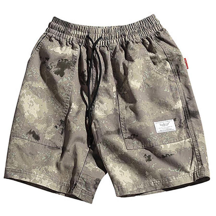 9a19cfc2d5 2019 2019 Summer Camouflage Cargo Shorts Men Casual Army Style Joggers  Streetwear Ropa Camo Shorts For Men Sweatpants 50nz04 From Radishu, $31.33  | DHgate.