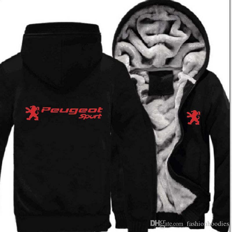 HommesVêtements Peugeot Fleece Veste Sport Polaire Jacket N0nm8w