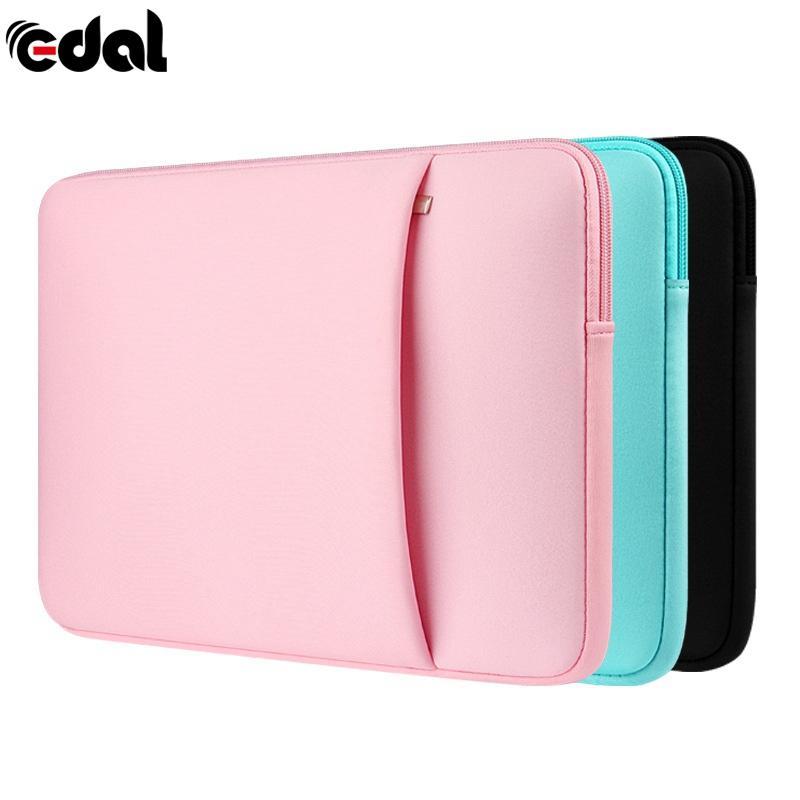 2019 Soft Zipper Laptop Sleeve Bag Protective