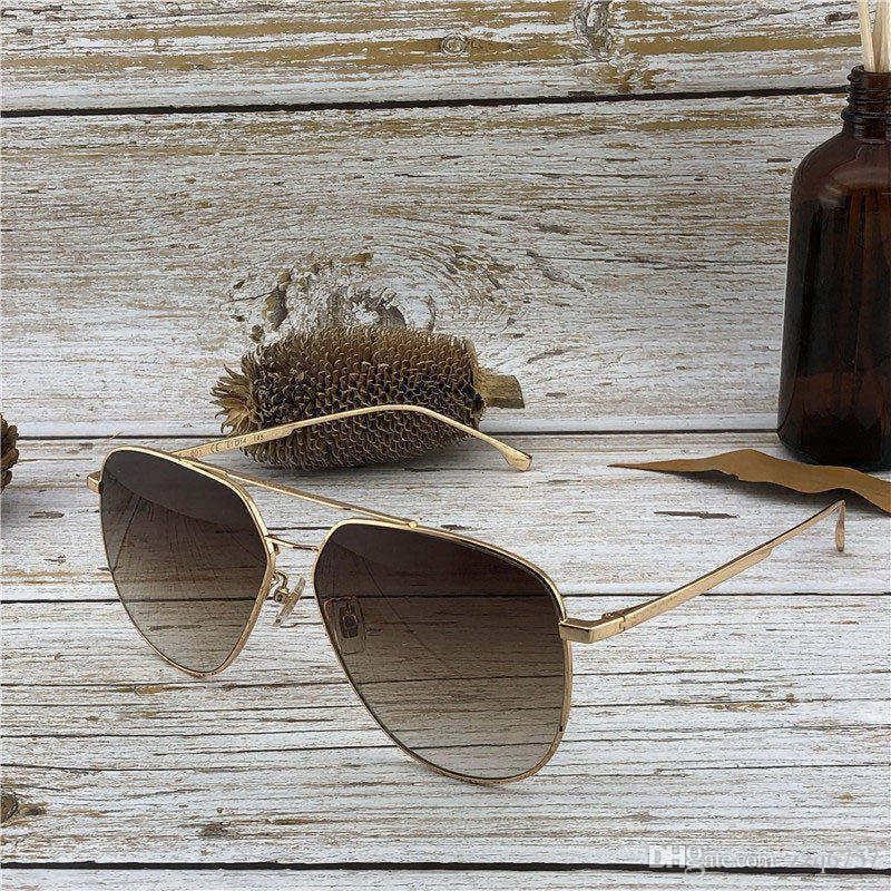 ae48c0683 Compre Homens Designer De Óculos De Sol Clássico Estilo Quente Praça  Armação De Metal 1098 S Proteção Uv400 Óculos Ao Ar Livre Qualidade  Superior Com Caixas ...