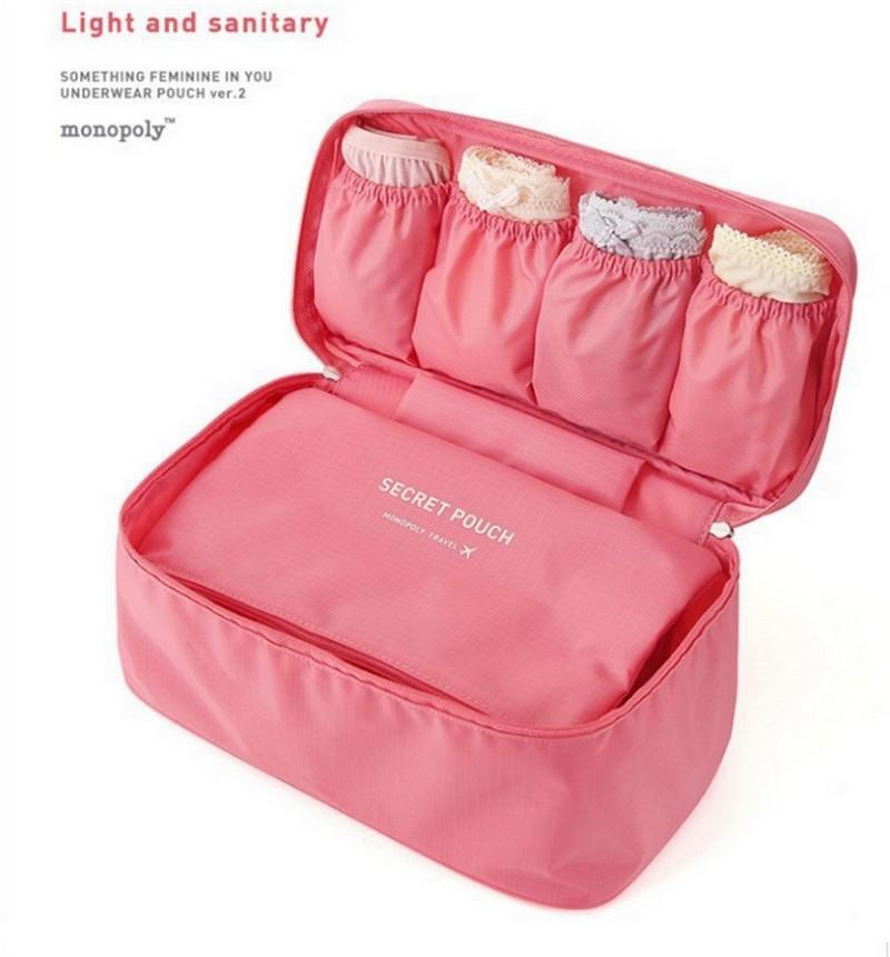 54934f30c20c Women Waterproof Travel Cosmetic Bag 7 Designs Home Large Capacity Storage  Bag Kids Utility Toiletry Case Korean Style100 Pieces DHL