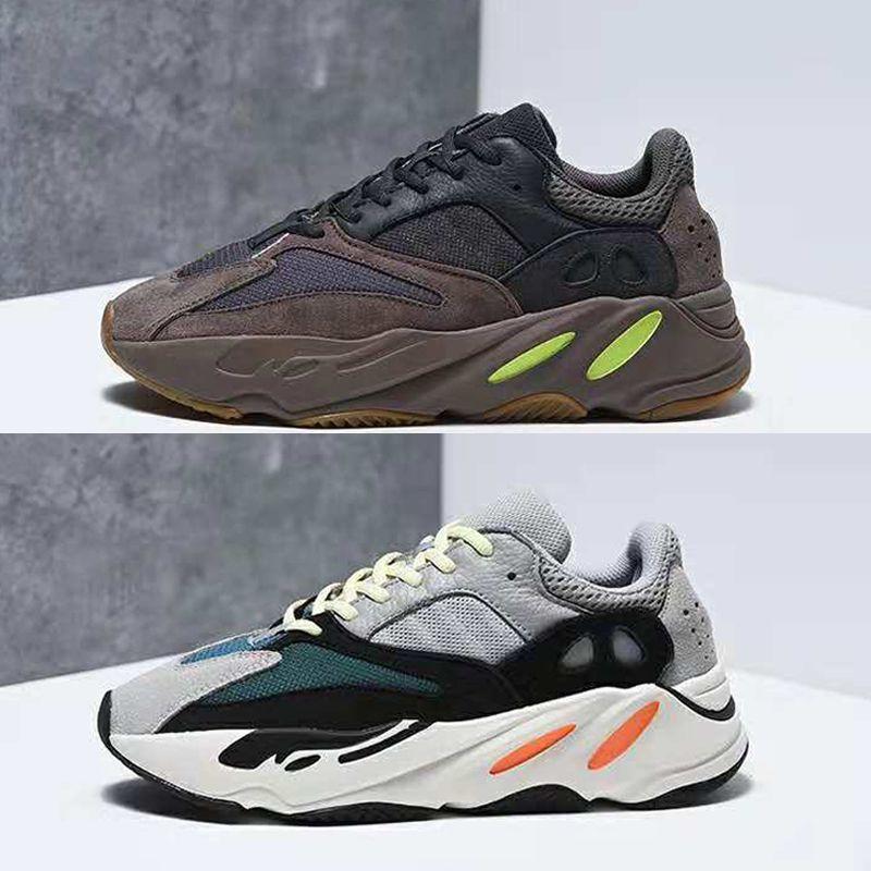 sports shoes 9e928 c888d Compre Adidas Yeezy 700 Shoes Diseñador Malva Zapatos Para Correr Para  Hombre Corredor 700 Nuevo Llega Ola Zapatillas De Deporte Blancas Para  Mujer 2019 ...