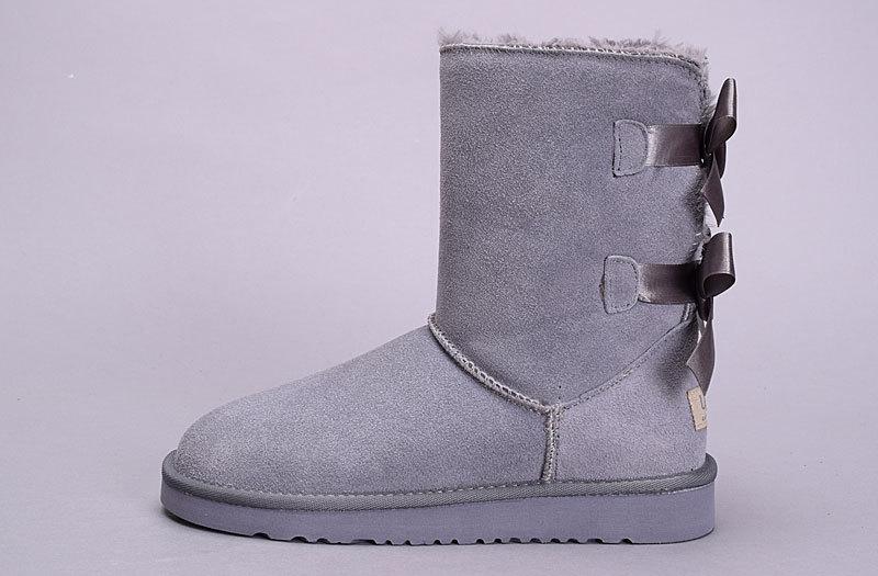 Compre MEJORES Botas De Nieve Para Mujer Estilo De Australia Impermeable  Cuero De Gamuza De Vaca Dama De Invierno Botas Al Aire Libre Zapatos De  Invierno De ... 95cea538d52bc