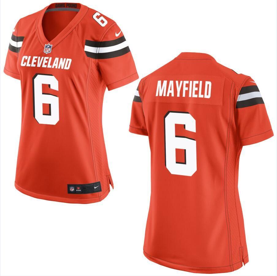 release date: 709e5 3cba1 Cleveland Odell Beckham Jr Browns Jersey Baker Mayfield Myles Garrett  Jarvis Landry Mack Wilson custom american football jerseys Black 4xl
