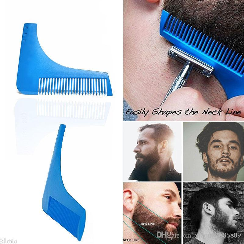 2019 Hot Sale The Beard Bro-Beard Shaping Tool for Perfect Lines and Symmetry