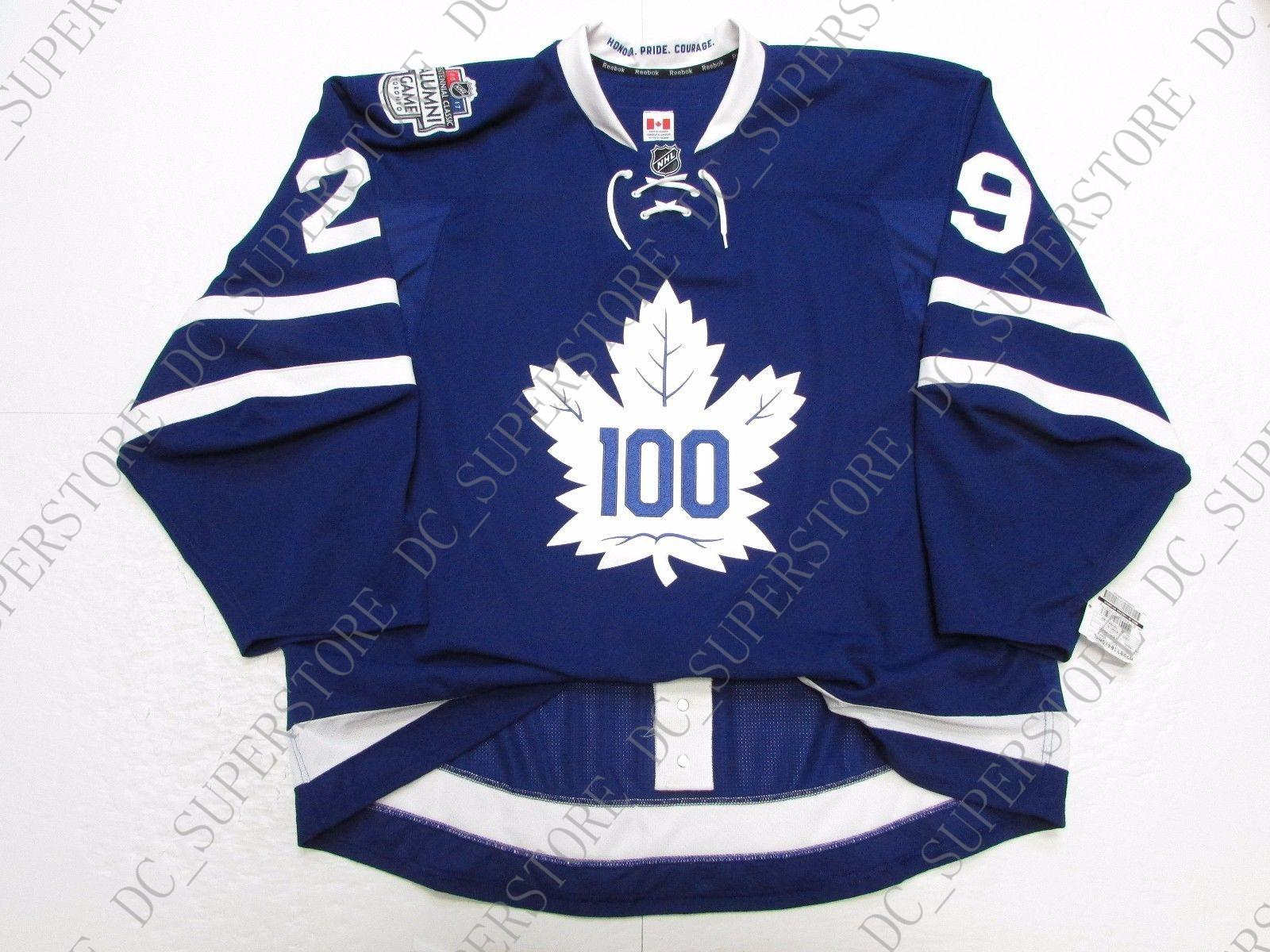 8ee1215af 2019 Cheap Custom POTVIN TORONTO MAPLE LEAFS CENTENNIAL CLASSIC ALUMNI  JERSEY Stitch Add Any Number Any Name Mens Hockey Jersey XS 5XL From  Dc_superstore, ...