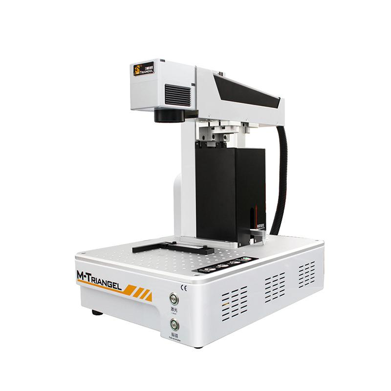 2019 Fully Automati Laser Separator Machine For iPhone X XS Max 8 8+ Back Glass Remover LCD Separating Frame Cutting
