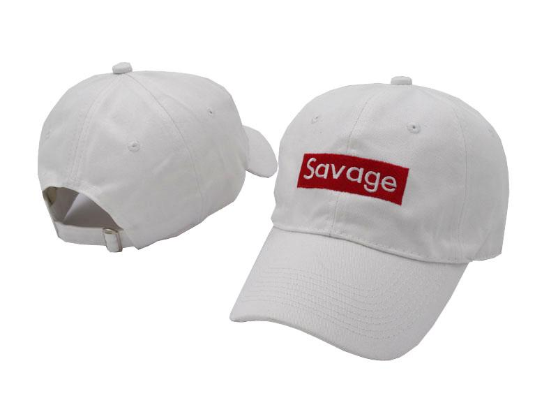 91af13dbbf0 Genuine Savage Box Logo Dad Hat Kanye West Palace Hat Drake Ovo Embroidered Baseball  Cap Custom Fitted Hats Design Your Own Hat From Helloweiwei
