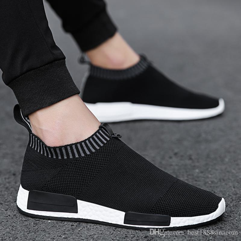 20fec75ec0d0a 2019 Men S Fashion Personality Casual Shoes