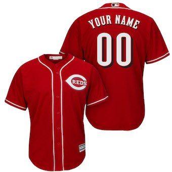 2019 Custom Cincinnati Reds Sports Champion Mlb Cheap Baseball ... 46566be3ca3