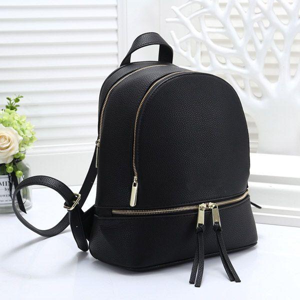 939a8143f1b8a New Fashion Women Famous Brand Backpack Handbags Girl School Bag ...