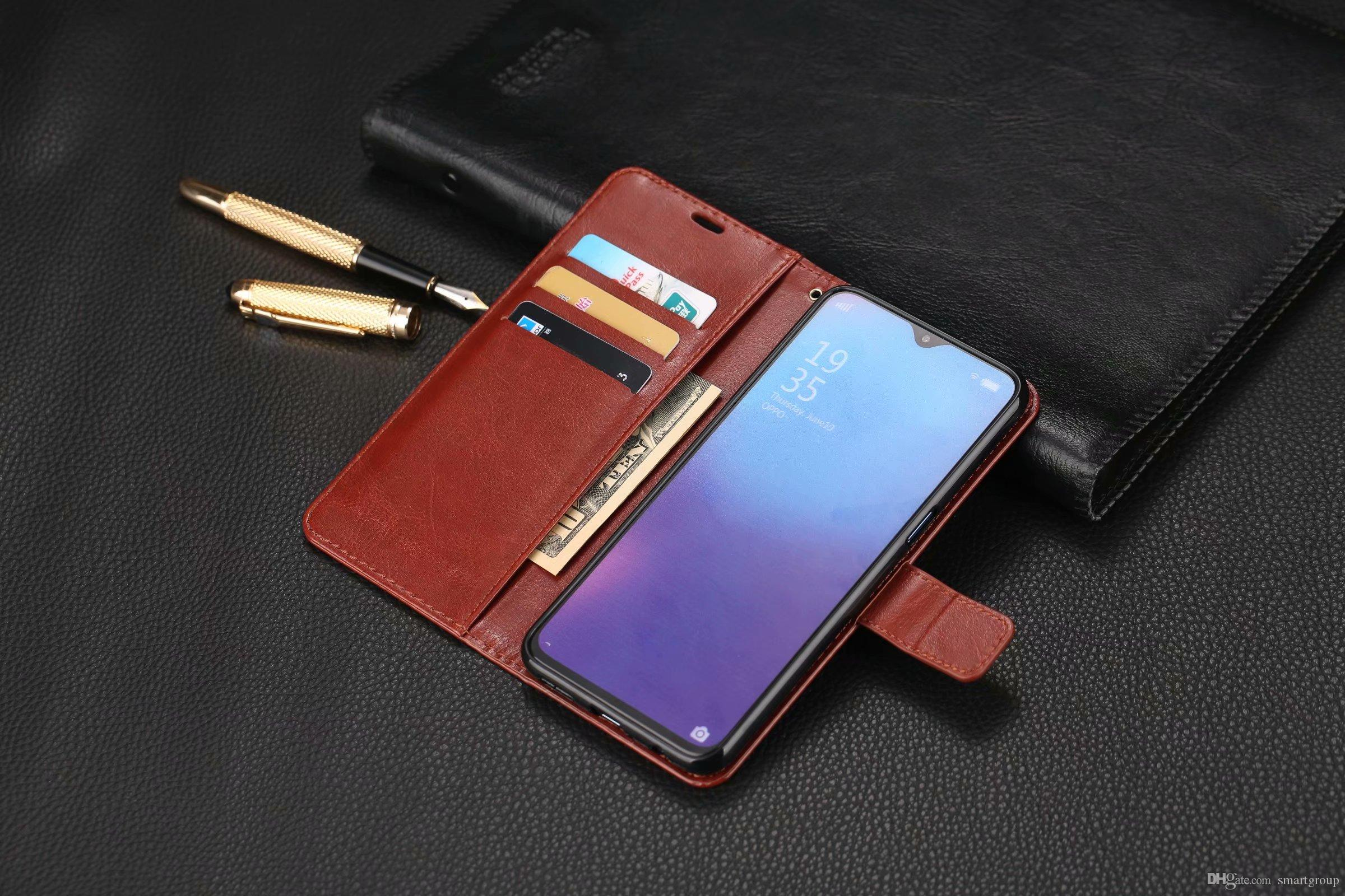 b054cf3a81b5b0 For Oppo K1 Case Purse Clip Flip Cover Luxury Hot Original Stand Leather  Case For OPPO K1 Customized Cell Phone Case Otter Cell Phone Cases From  Smartgroup