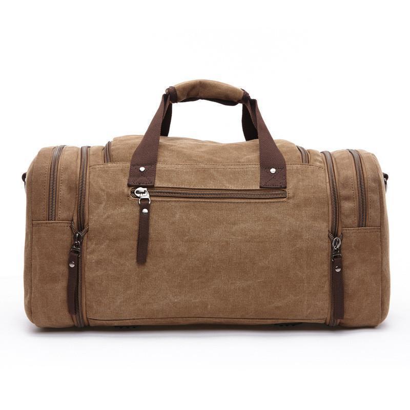 2e5d32ac6c98 Nice Men Travel Bags Hand Luggage Canvas Duffle Bags Travel Handbag Weekend  Large Big Bag Multifunctional Handbags Bags From Derrick87, $51.99   DHgate.Com