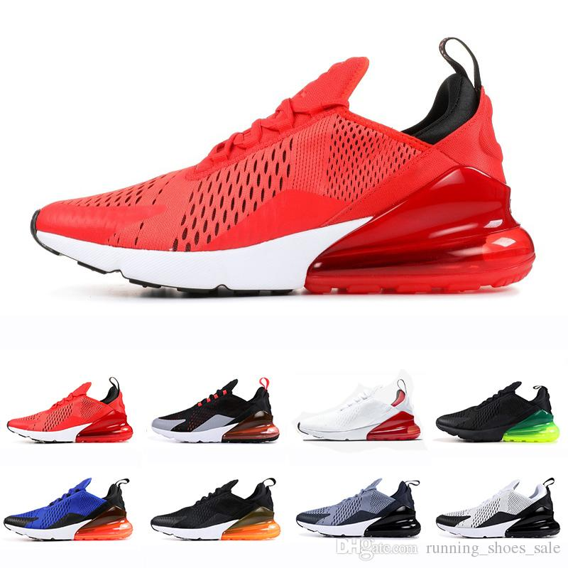 39569f8840 270 Shoes Men Running Shoes 270s Just Do It White Black Total Orange  University Red Camo Heel Mens Designer Habanero Red Sports Sneaker Shoe  Shops Running ...