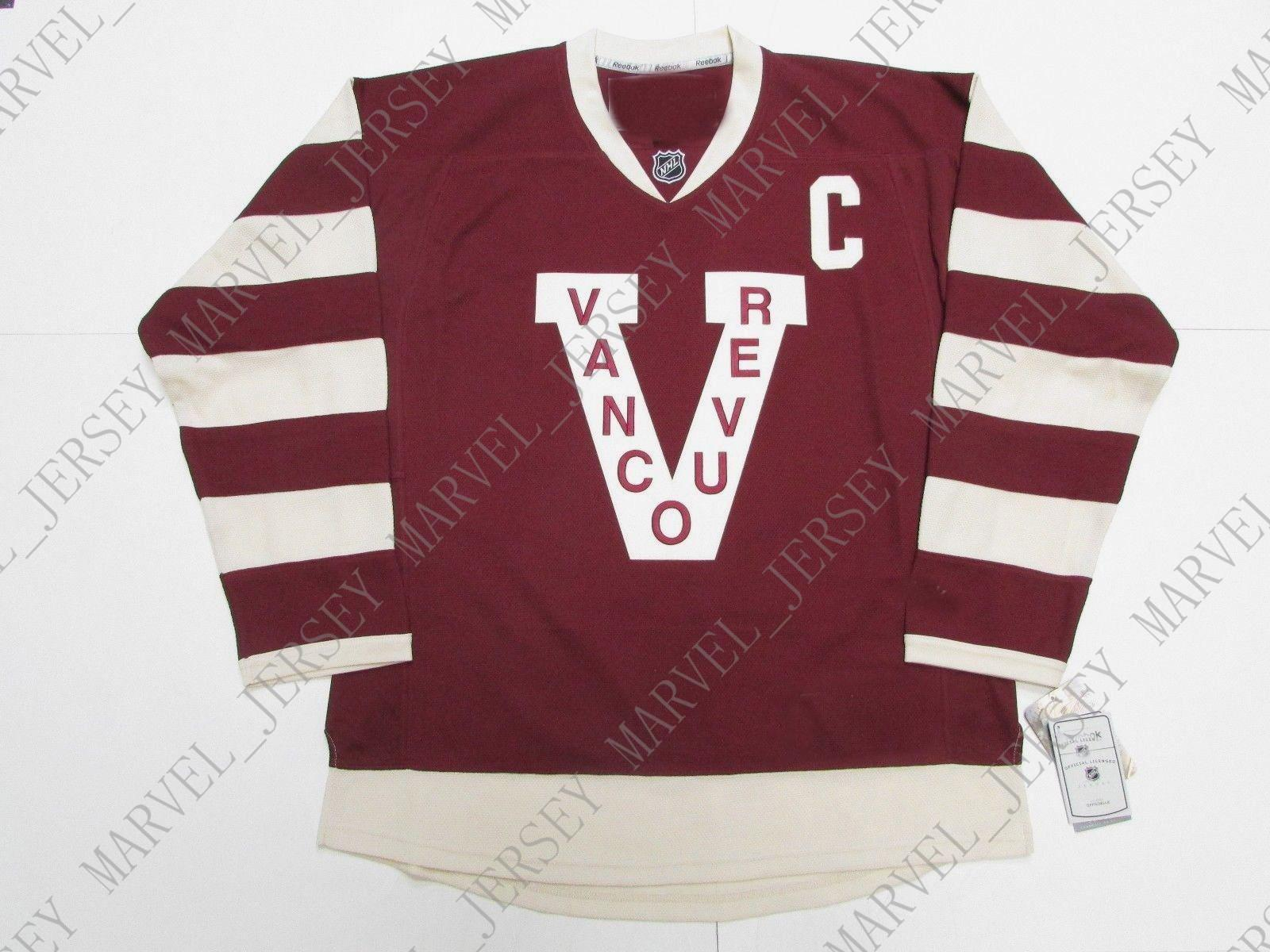 d5205c532a0 2019 Cheap Custom TREVOR LINDEN VANCOUVER CANUCKS MILLIONAIRES PREMIER HOCKEY  JERSEY Stitch Add Any Number Any Name Mens Hockey Jersey XS 5XL From ...