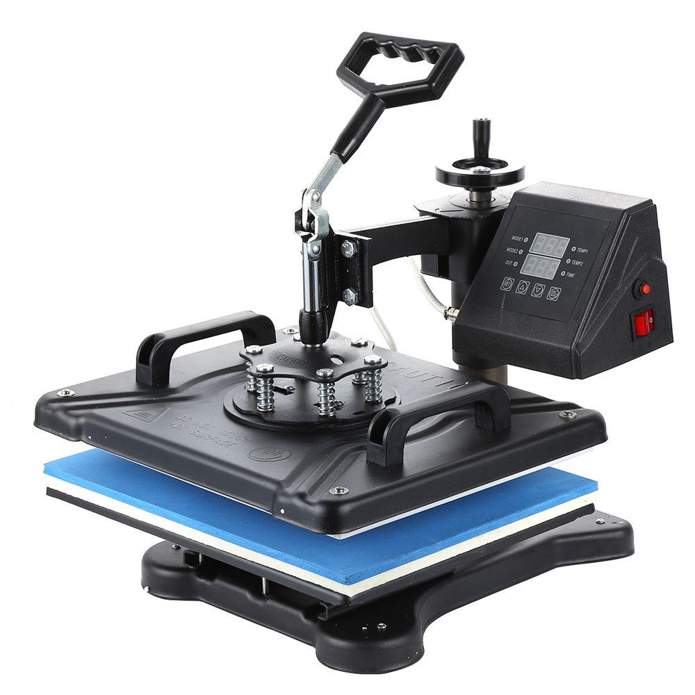 Double Display12x15 Inches Heat Press Machine T Shirt Printing