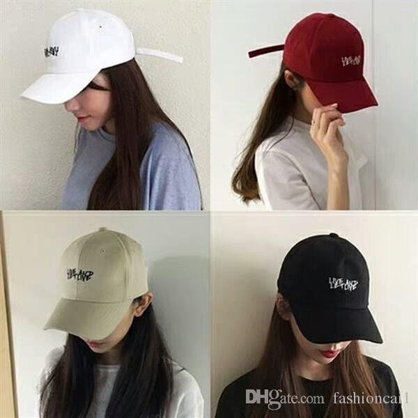5553b766d Spring and autumn cap ladies light body Korean fashion wild tide board hat  new men's baseball cap