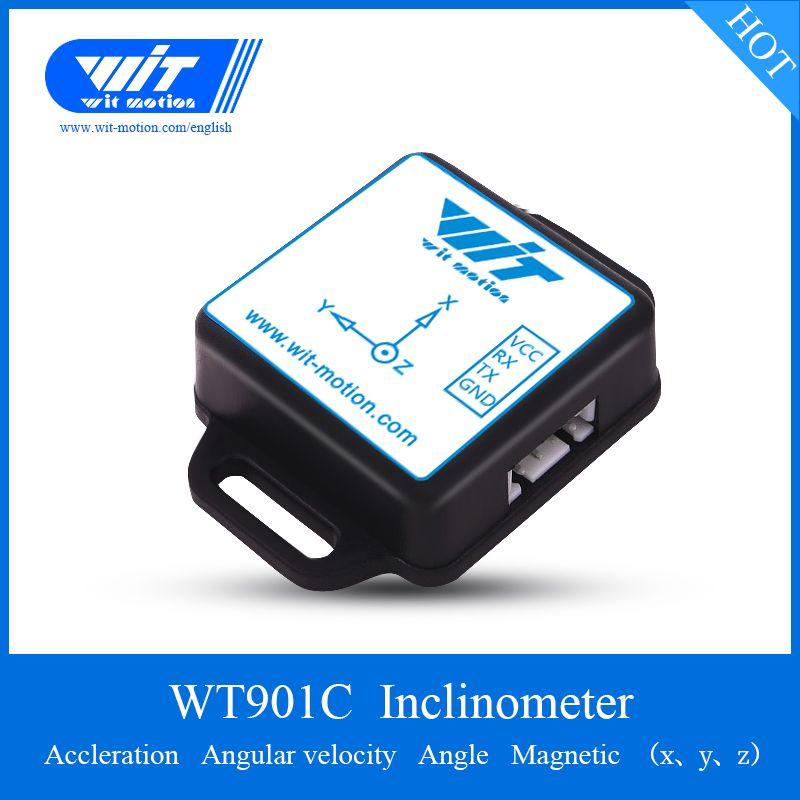 9 Axis High Precision Angle Accelerometer MPU9250 Module Digital Electronic  Compass Gyroscope Magnetometer Arduinos Sensor WT91C