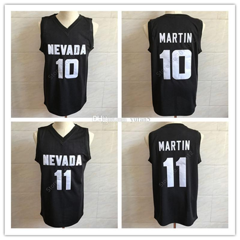 buy popular 841f3 a95f4 Twins Cody Martin & Caleb Martin Nevada Wolfpack College Retro Classic  Basketball Jersey Mens Stitched Custom Number and name Jerseys