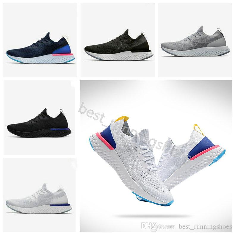 c4becff34 2018 New Epic React Instant Go Fly Breath Comfortable Men Running ...
