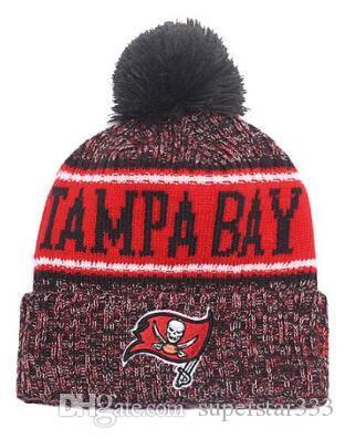 2019 Winter Tampa Bay Beanie TB Hats Men Women Knitted Beanie Wool Hat Man  Knit Bonnet Beanies Warm Baseball Cap 00 Necktie Bowties From Superstar333 23093a8252c