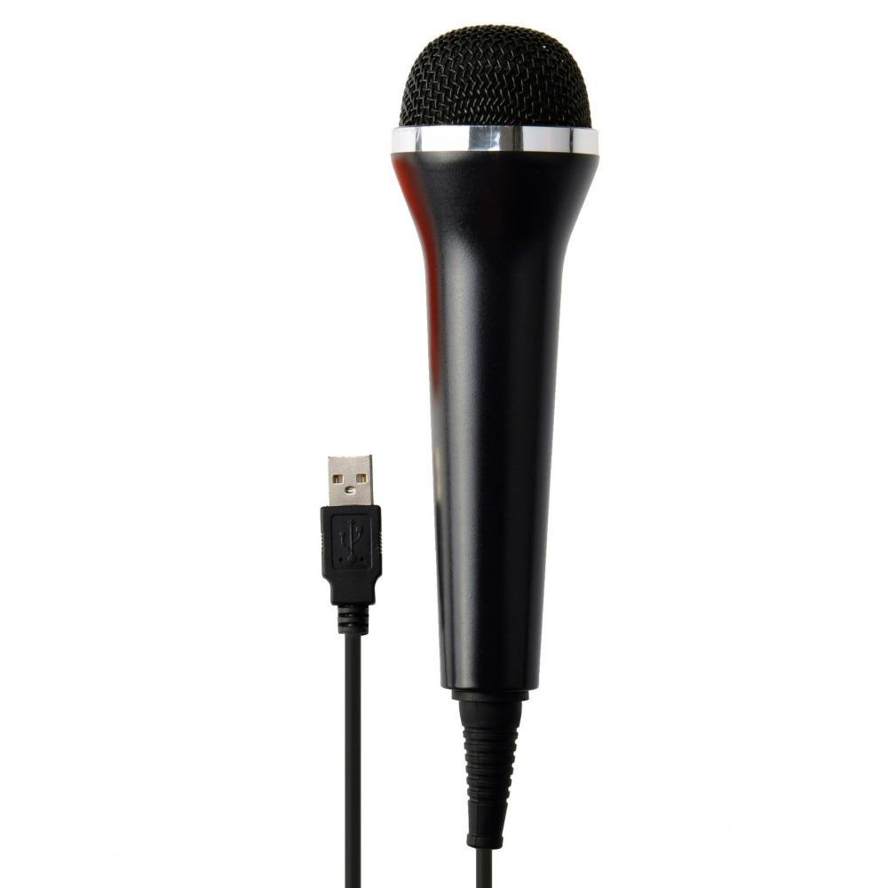 Excalvan Microphone USB Wired Microphone Audio Devices Professional  Recording Singing Recording KTV Karaoke For PS4 PS3