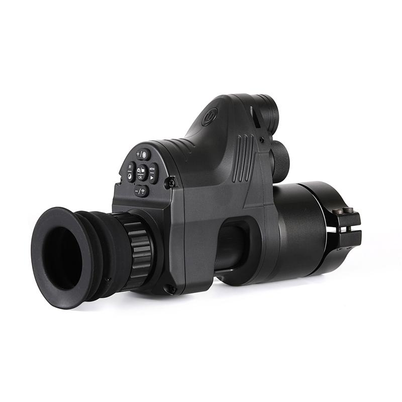 PARD NV007 Red Dot Sights Digital Hunting Night Vision Scope Wifi APP Óptica Telesopes 5W IR Infrarrojo Night Vision Riflescope