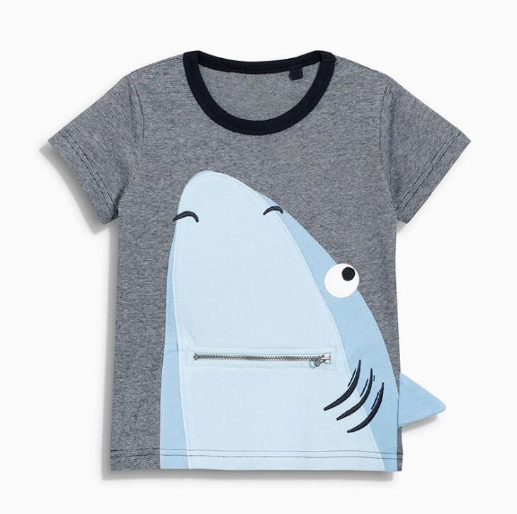 989118b20360 Girls Summer Tops T-shirt Kids Clothes Animal Children T Shirts for Girl  Boys Clothing Baby Tee Shirt Girls Tshirt Summer Girls Tshirt Boy Tshirt  Online ...