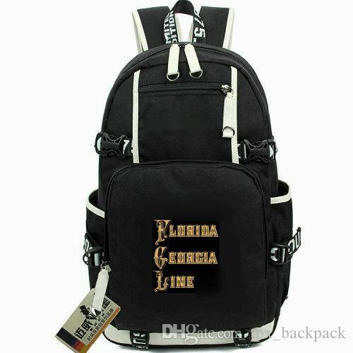 b17161aaf94f Купить Оптом Фольклорный Рюкзак Florida Georgia Line День Pack ...