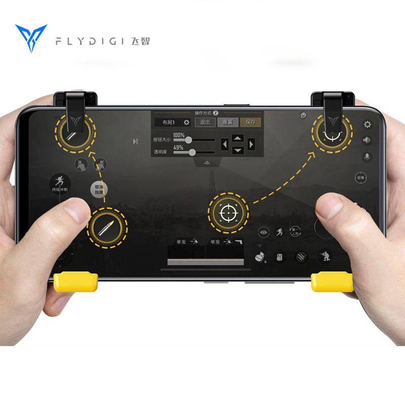 Flydigi Phone Game Trigger Compatible With Wasp Controller For Pubg