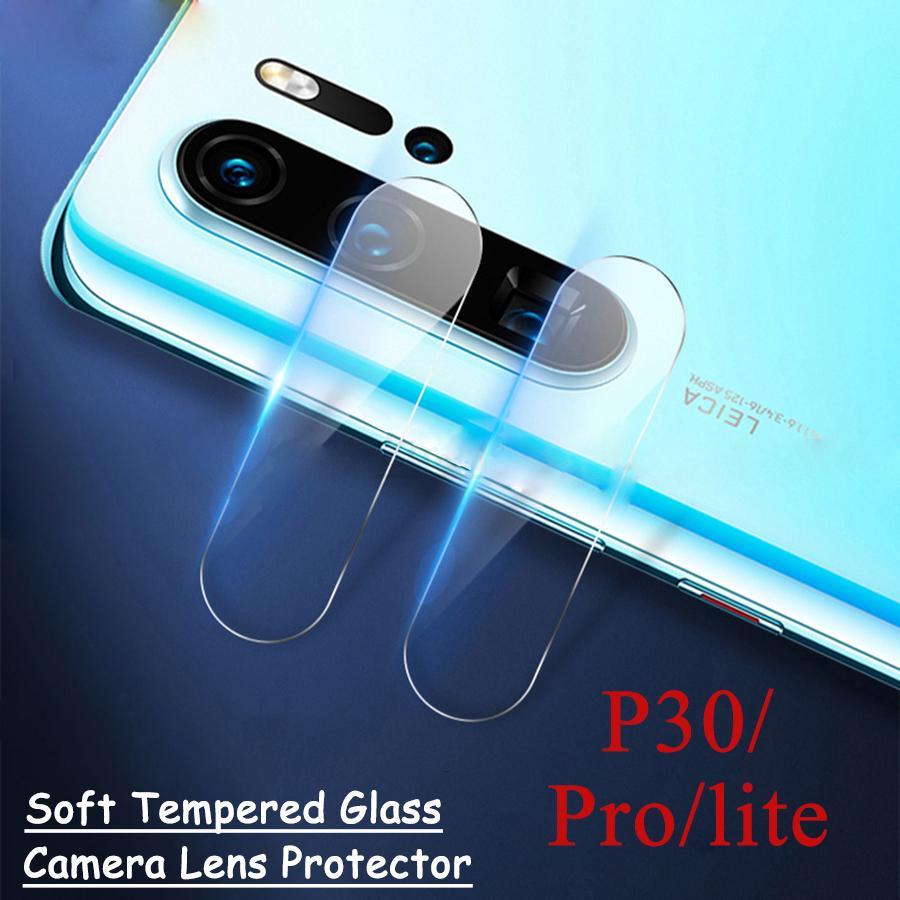 Temperli Kamera Lens Cam Huawei P30 Lite Film Için Huawei P30 Pro Koruyucu  cam Lens Kamera Koruyucu Huawai ışık