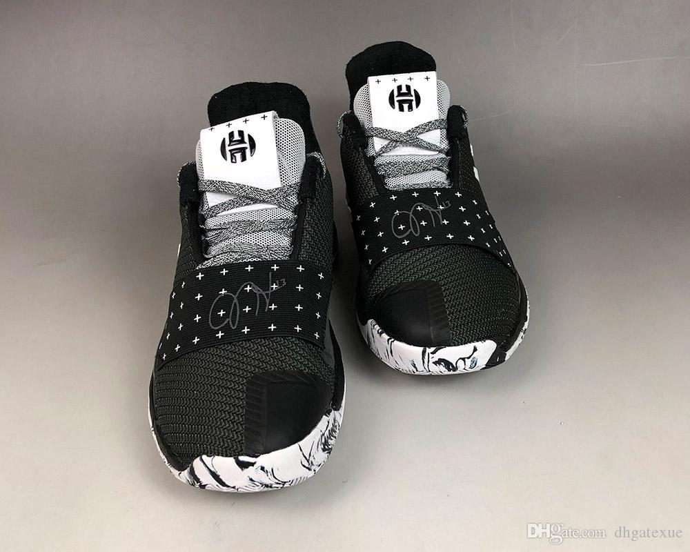 797e5b9e39c7 Mens Harden Vol 3 Cosmos Cookies Cream The Beards BHM Voyager Coral Casual  Shoes Us Size 7 13 Hiking Shoes Prom Shoes From Dhgatexue