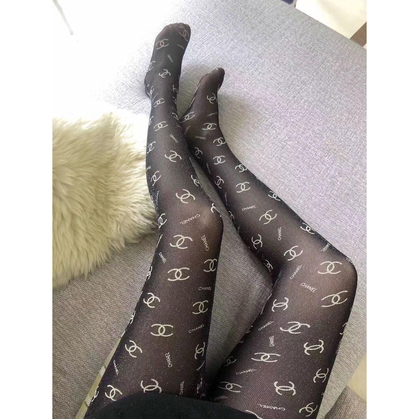 5e2e45b8a 2019 Womens Designer Tights 2019 Summer New Sexy Printed Stockings  Breathable Brand Lace Tights Luxury Ladies Socks From Brand fz6