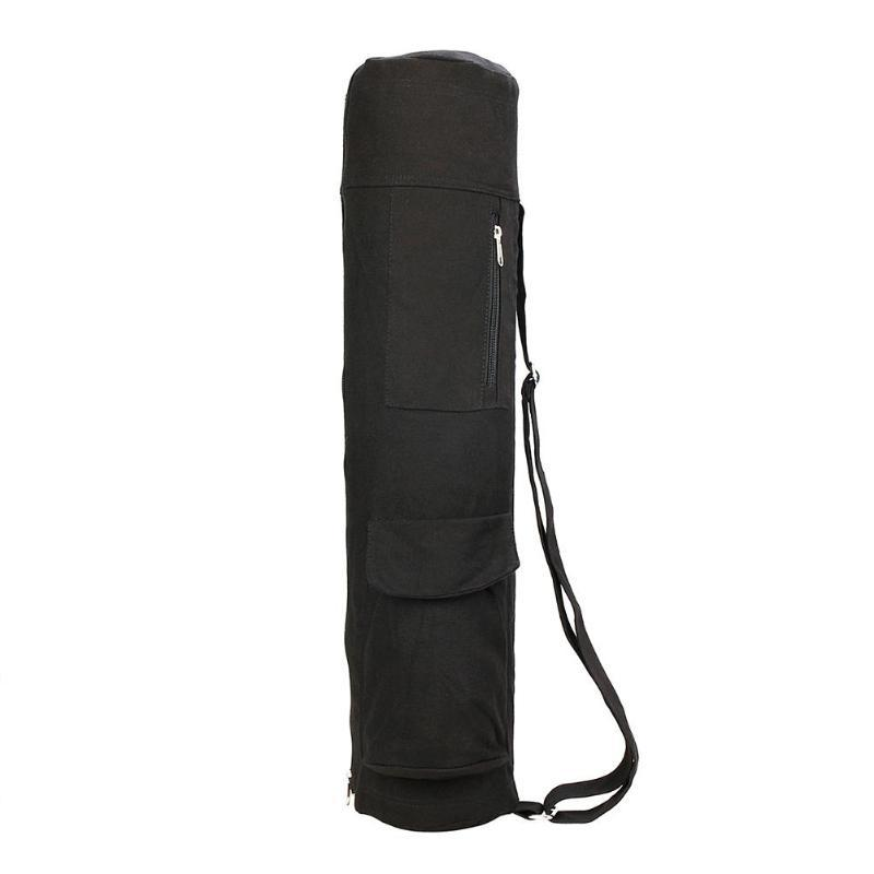 Provided Waterproof Large Capacity Yoga Mat Bag Sport Exercise Fitness Gym Yoga Pilates Sports Men Women Yoga Knapsack Elegant Appearance Ropa De Hombre