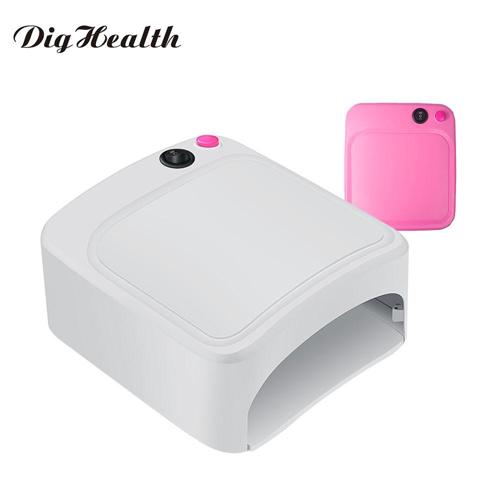 2019 Dighealth 36W Professional Nail Dryers Gel Nail Polish Dryer Uv ...