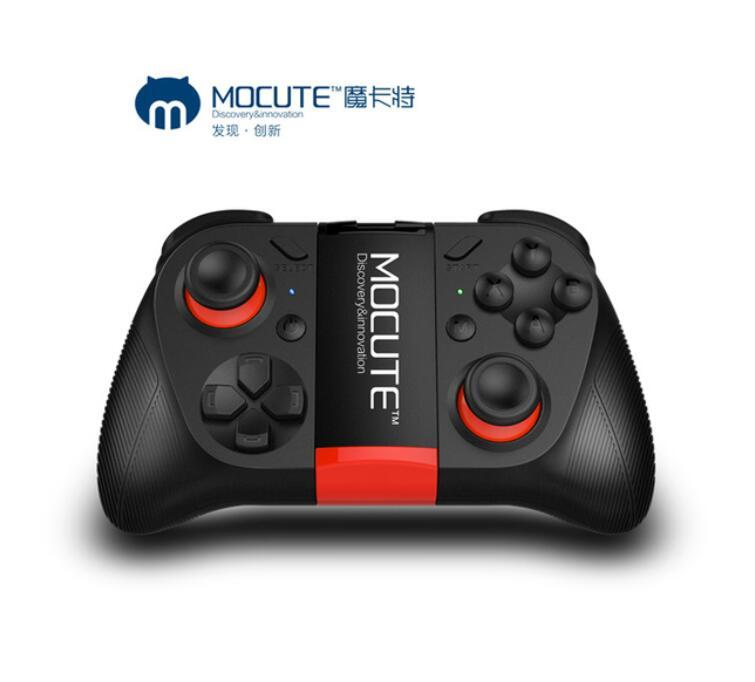 MOCUTE 050 Wireless Gamepad Mini Bluetooth Game Controller Android Joystick VR CF Newgame Game Console For TV Box Tablet PC Smartphone