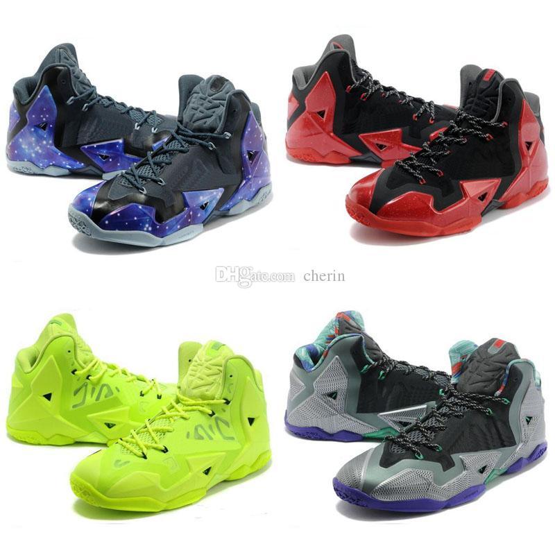 6c91c58146f James 11 Th Generation Combat Men S Basketball Shoes Gray Outdoor ...