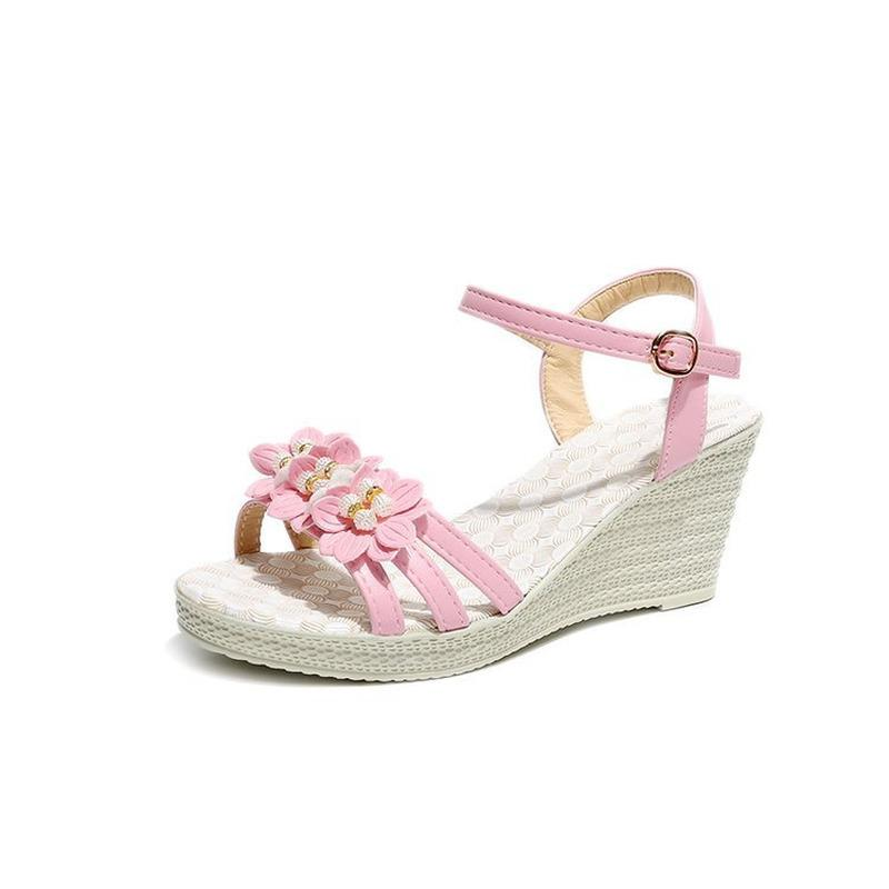 aebc78631ee6 Designer Dress Shoes 2019 New Fashion Women S Pumps Summer Edition Girls   High Heels Color Pink Blue Girl Party Shoe Woman High Sandals Cute Shoes  Green ...