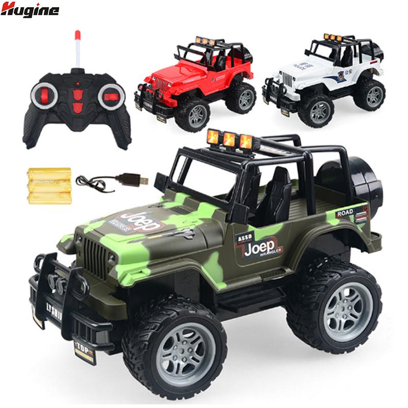 Rc Car Children S Toy Racing Off Road Electric Remote Control Car 1