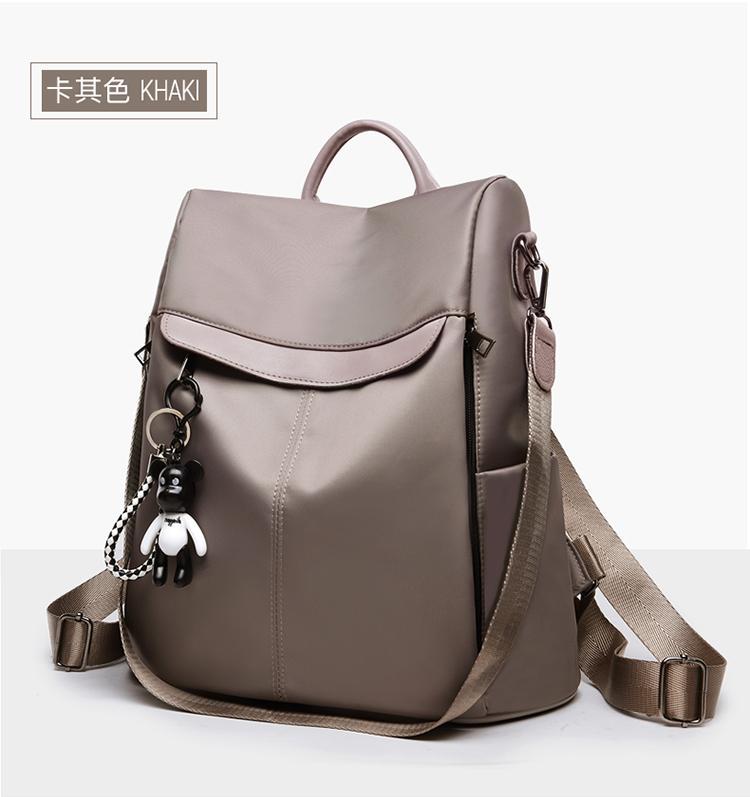 backpacks bag Leisure Oxford women backpack female Cute Canvas fashion Backpack femal design for girls leisure travel school