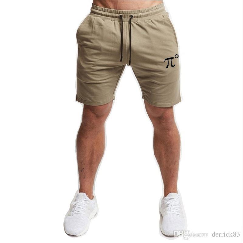 4fd7be30e2 Acquista Pantaloncini Casuali Pantaloncini Moda Uomo Pantaloni Sportivi  Maschili Bermuda Da Uomo Sportivo Sportivo Da Jogging Sportivo  Abbigliamento Casual ...