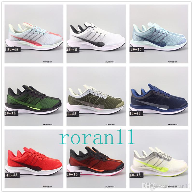 65acccbcfd19 2018 New Zoom Pegasus Turbo Barely Grey Hot Punch Black White ...