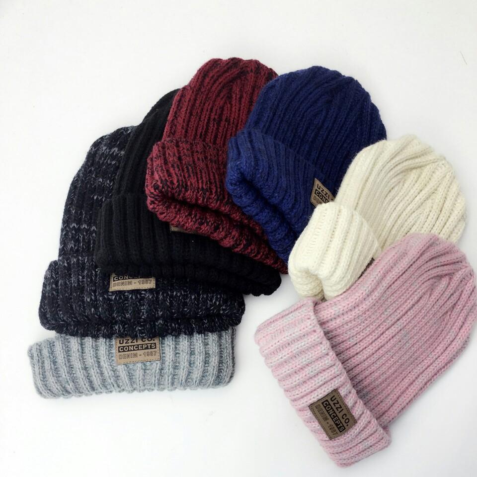 8b68f47fc69 BEFORW 2018 Winter Hats For Womn Beanies Knitted Solid Cute Hat Girls  Autumn Female Beanie Caps Warmer Bonnet Ladies Casual Cap S18120302 Beanie  Kids Skull ...