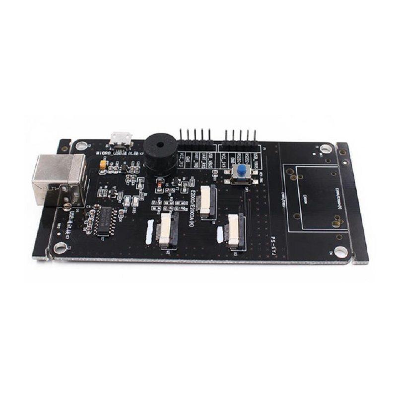 Development Board For Barcode Scan Engines USB RS232 New Black 3 3 Voltage  2D 1D QR Scanner Engine Module