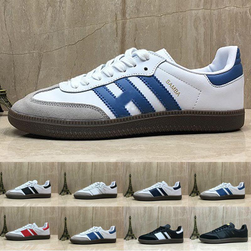 ... aliexpress compre adidas nuevos zapatillas de deporte de samba  zapatillas de running para hombre diseñador de 367231ed70380