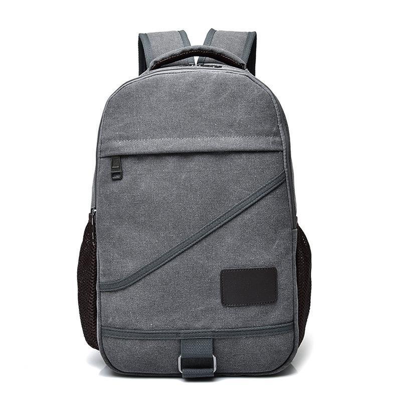 55073902e4b9 Vintage Man S Canvas Backpack Travel Schoolbag Male Backpack Men Large  Capacity Rucksack Shoulder School Bag Mochila Escolar Mens Backpacks Swiss  Army ...