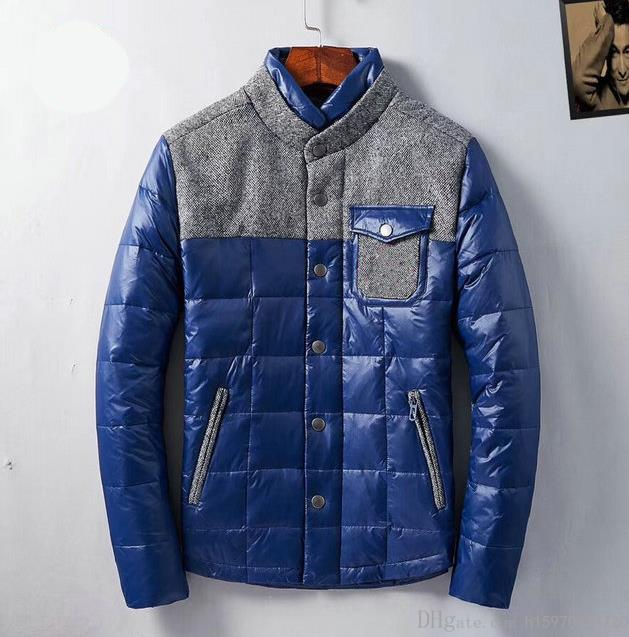 554e7a734b250 2019 New Fashion Mens Designer Jackets High Quality Luxury Down ...