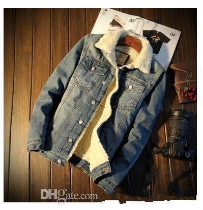 6d5d2cf7a Otoño Jean Azul Remaches Punk Rock Diseñador Harley Slim Compre Ropa ...